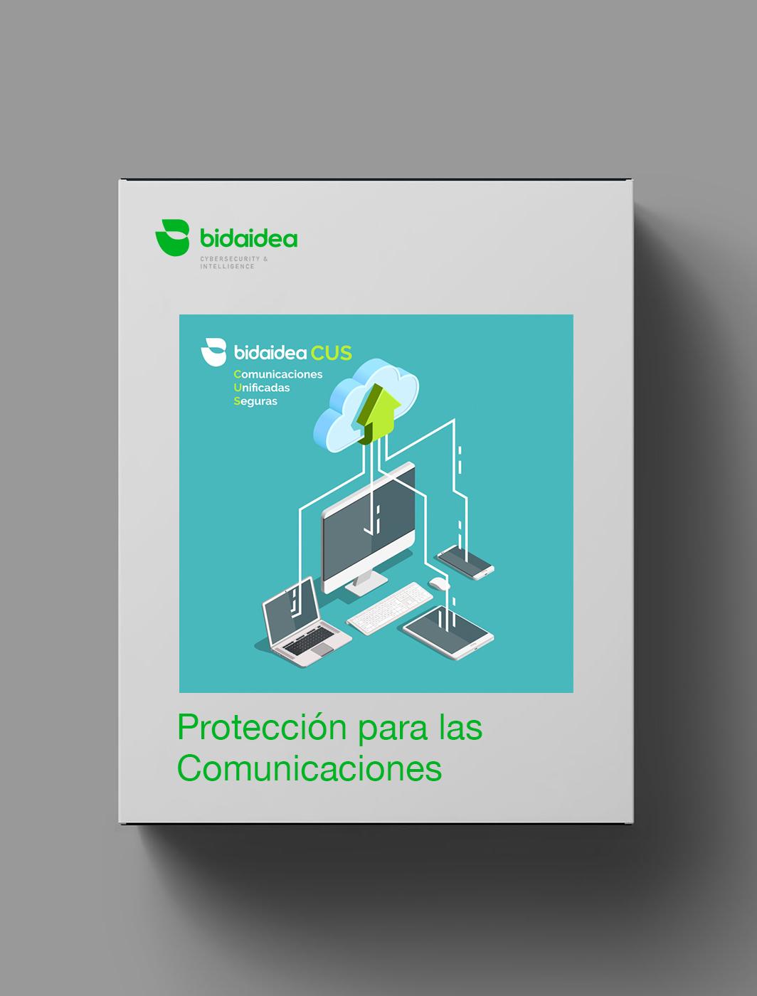 bidaidea proteccion para las comunicaciones - Empresa de Ciberseguridad