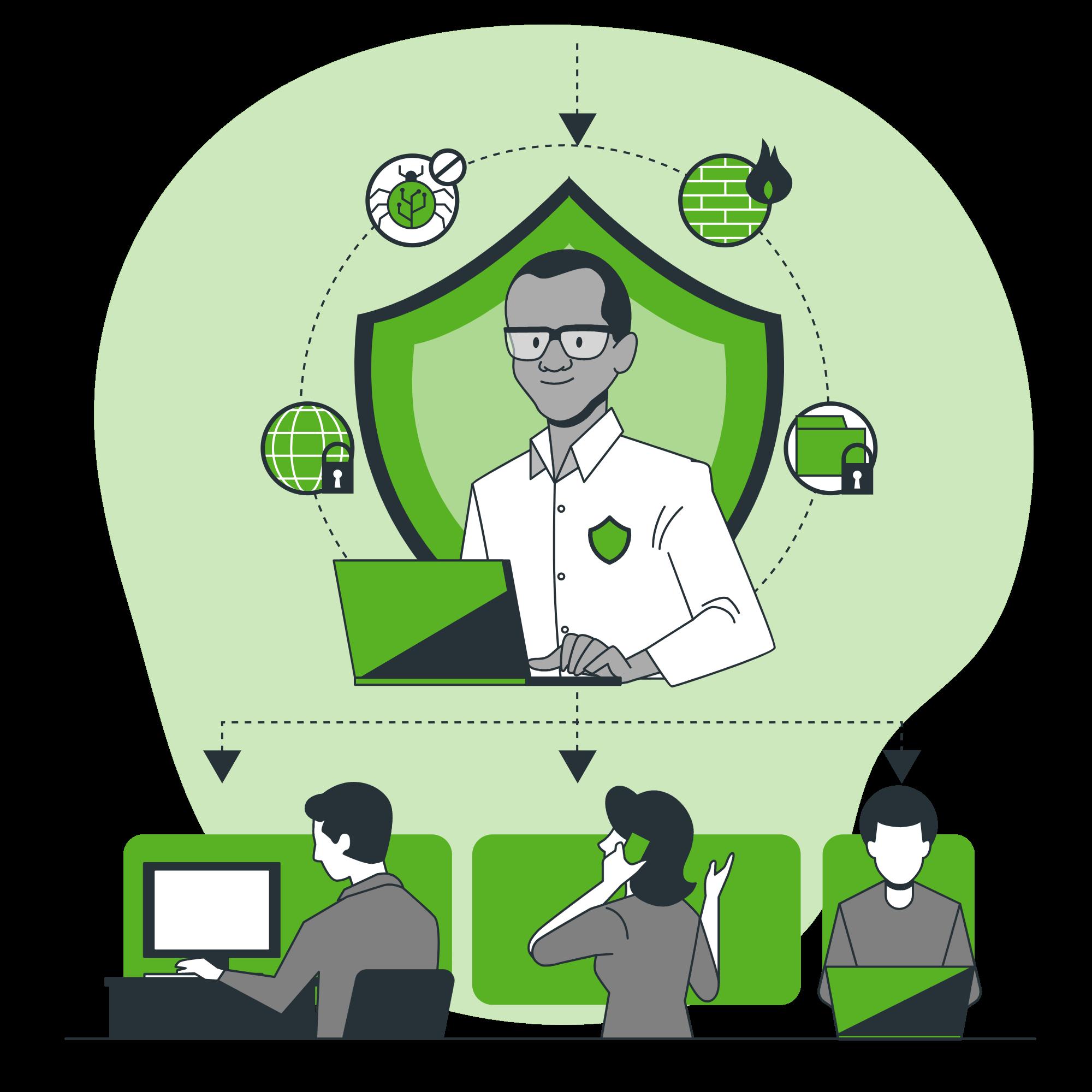 virtual ciso ciberseguridad empresas - Empresa de Ciberseguridad