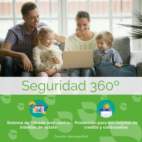 antivirus endpoint family 02 - Empresa de Ciberseguridad