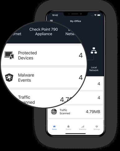 Firewall - App de Gestión de seguridad en móvil
