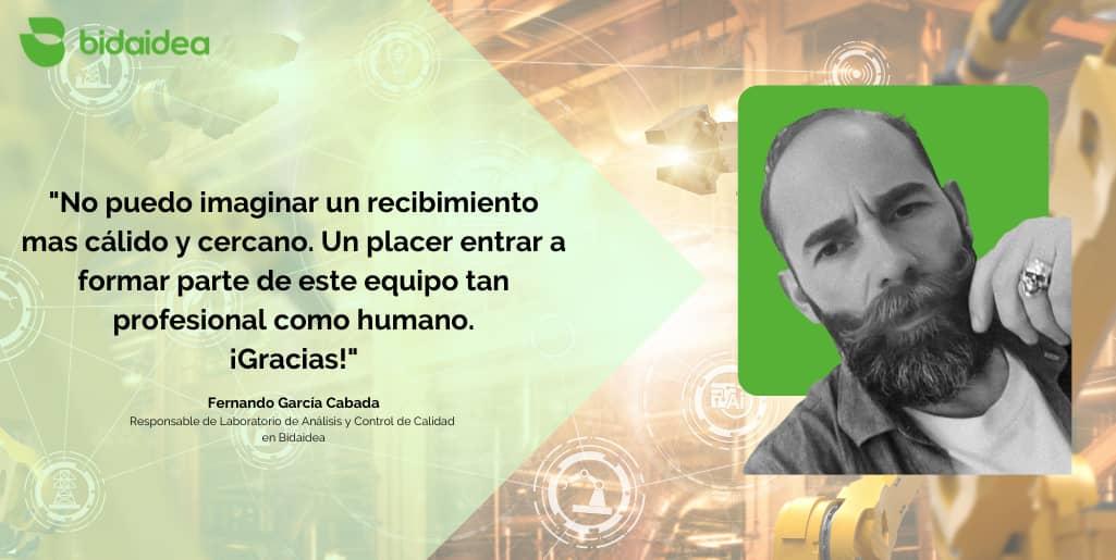 Fernando Garcia Pie Nota 2 - Empresa de Ciberseguridad