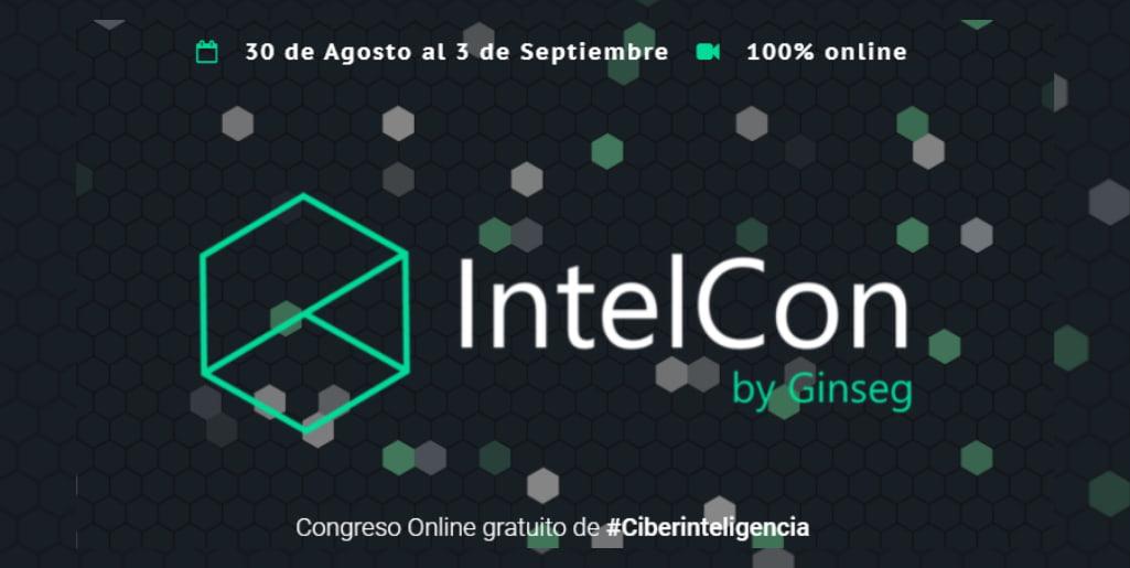 Congreso de Ciberinteligencia. IntelCon 2020