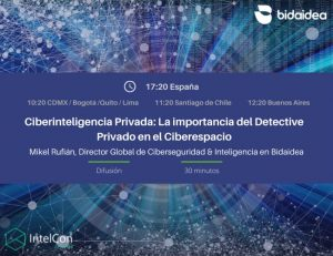 Ciberinteligencia Privada: La importancia del Detective Privado en el Ciberespacio